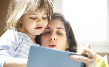 Olvass gyermekednek, hogy majd ő is olvasson