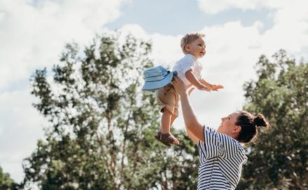 Kiegyensúlyozott életmód a gyerekek számára