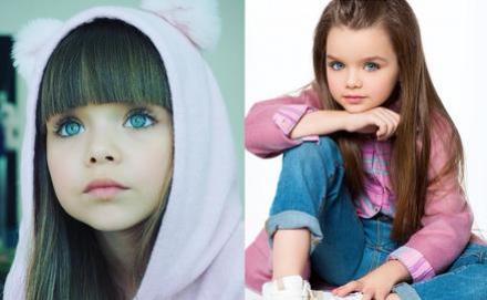 Íme, a világ legszebb kislánya, aki meghódította az internetezők szívét!