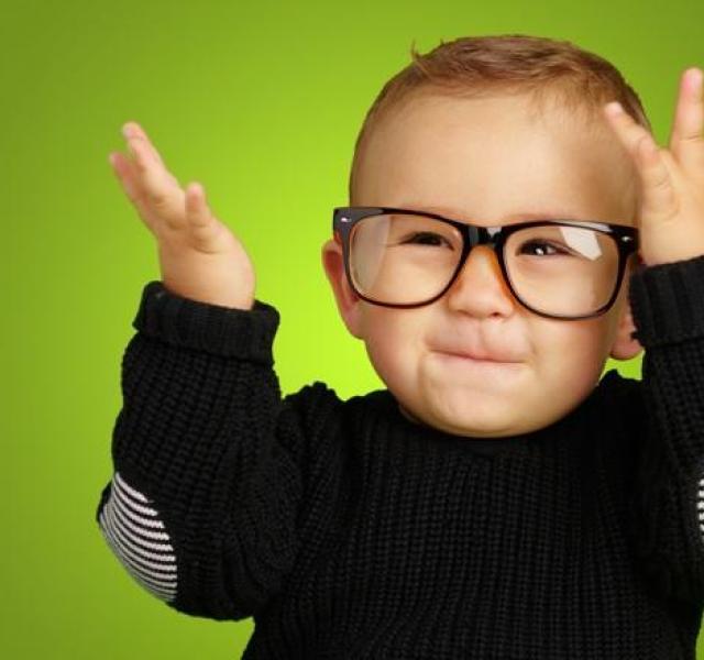Szemüveges lett a gyerekem - hogyan tovább  de38567087
